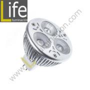 G5.3/LED/2W/60K-B LAMPARA LED G5.3 2W 60KB