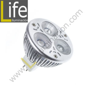 G5.3/LED/2W/60K-B LAMPARA LED G5.3 2W 60KB