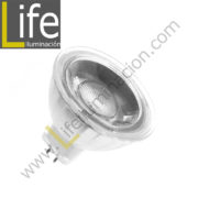 GU5.3/LED/5W/30K/220V LAMPARA LED G5.3 5W 3000K 220V-60HZ