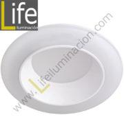 600/LED/25W/40K/WH DOWNLIGHT LED 25W 4000K 90° IP44 C/BLANCO 220V/60