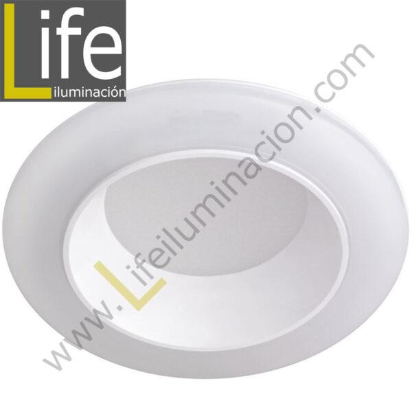 600/LED/25W/40K/WH DOWNLIGHT LED 25W 4000K 90° IP44 C/BLANCO 220V/60 1