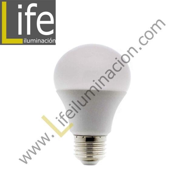 GLOB/LED/10W/60K/M-B FOCO BOLA LED A60 10W 6000K MULTIVOLTAJE 1