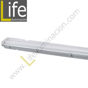 105/LED/36W/40K/220V ARTEF. HERMETICO LED 36W 4000K IP65 220V/60HZ