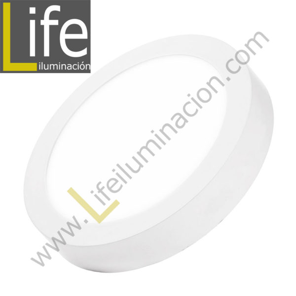 101R/LED/12W/60K/WH/M DOWNLIGHT LED CIRC
