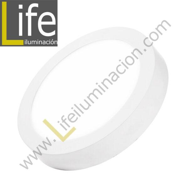 101R/LED/6W/60K/WH/M DOWNLIGHT LED CIRC