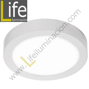 106R/LED/22W/30K/WH/M DOWNLIGHT LED CIRC. ADO. 22W 30K BLANCO MULTIVOL