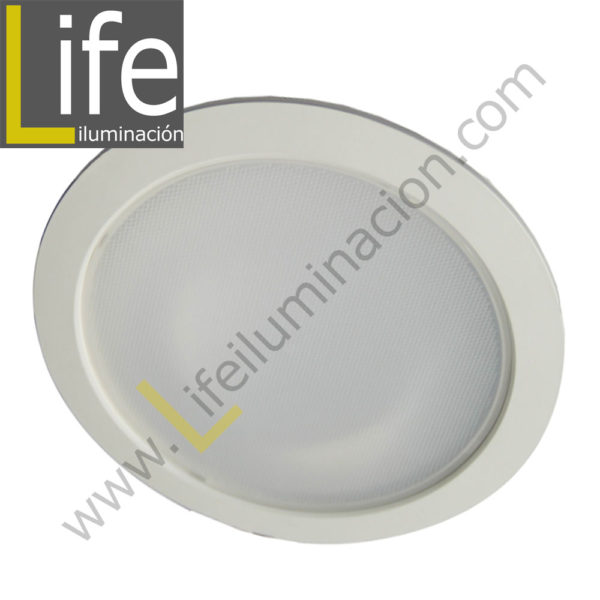 DOWN/LED/30W/40K/WH DOWNLIGHT LED 30W 4000K 2400LM BLANCO 220V/60HZ 1