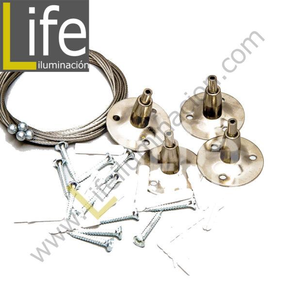 KIT-PANEL/LED/55W-SL SUSPENSION KITS FOR LED PANEL LIGHT 1
