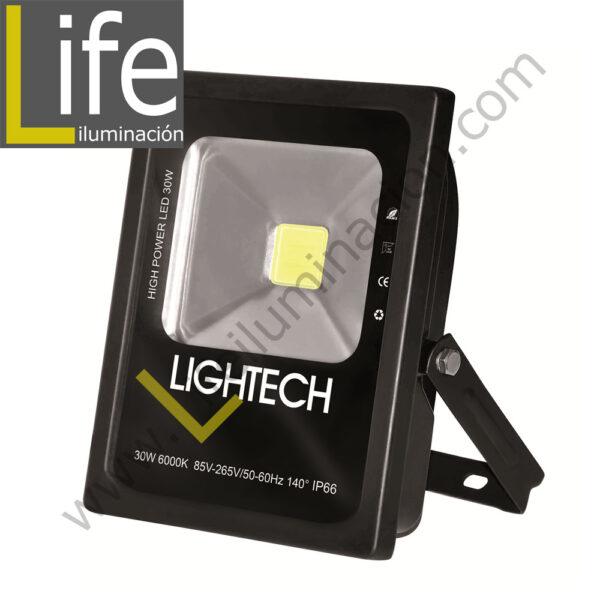 REF/30W/LED/60K/M REFLECTOR LED 30W IP65 85-265W 6000K – 2050LM 140º ANGULO DE RADIACION IP66 SIMETRICO 1