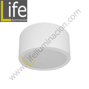 DOWN/LED-SE BASE PARA DOWNLIGHT ADOSADO CIRCULAR